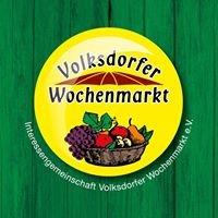 Volksdorfer Wochenmarkt