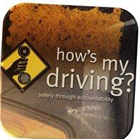 How's My Driving Ltd