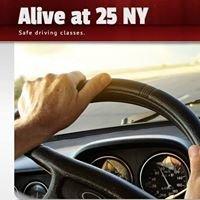 Alive at 25 NY