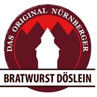 Das Original Nürnberger Bratwurst Döslein