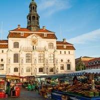 Wochenmarkt in Lüneburg