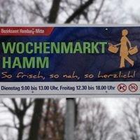 Wochenmarkt in Hamm: Hammer Markt