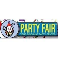 Party Fair Chester