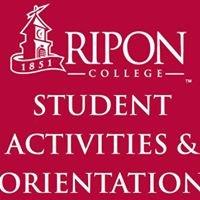 Ripon College Student Activities & Orientation Office