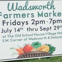 The Wadsworth Farmers Market