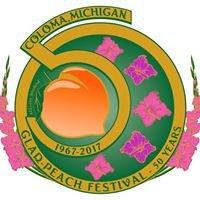 Coloma Glad-Peach Festival