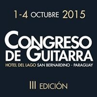 III Congreso de Guitarra Clásica en Paraguay
