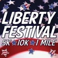 Running Fit - Liberty Festival 5K, 10K & 1 Mile