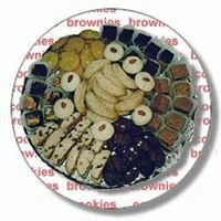 Cookies Etc.- Unique and Brownie Gift trays