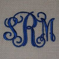 Personally Yours Monogramming