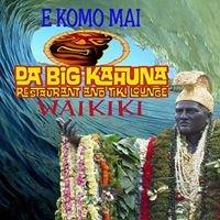 Da Big Kahuna Waikiki