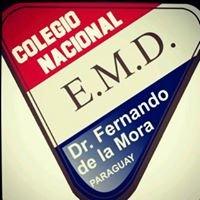 Colegio Nacional E.M.D. Dr. Fernando de la Mora