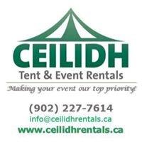 Ceilidh Tent & Event Rentals