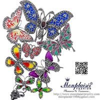 Marcasite Silver Jewelry by Monplaisir Fashion Thailand
