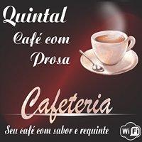 Quintal Café com Prosa