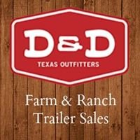 D&D Texas Outfitters Trailer Sales