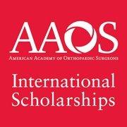 AAOS International Scholars Program