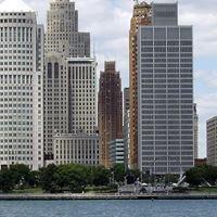 Detroit Financial District