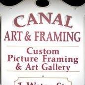 Canal Art & Framing