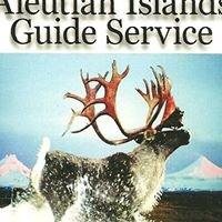Tim Booch, Aleutian Islands Guide Service