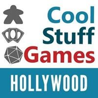 Cool Stuff Games - Hollywood