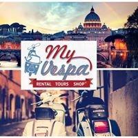 My Vespa Tours Rentals Shop