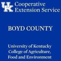 Boyd County Cooperative Extension Service