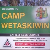 Camp Wetaskiwin - Scouts Canada