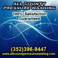 All County Pressure Washing