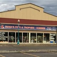 Diana's Pets and Trophies Hinton