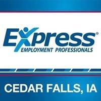 Express Cedar Falls