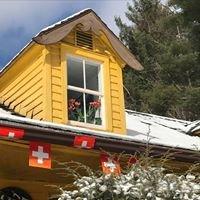 Hutte Swiss Restaurant