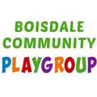 Boisdale Community Playgroup
