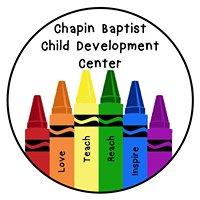 Chapin Baptist Child Development Center