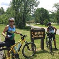 American Lung Association Greenbrier River Trail Bike Trek