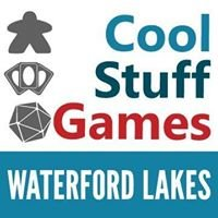 Cool Stuff Games - Waterford