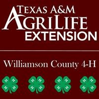 Williamson County 4-H- Texas A&M AgriLife Extension