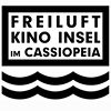 Freiluftkino Insel im Cassiopeia