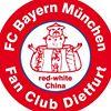 FC Bayern Fan Club Red-White-China Dietfurt