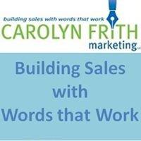 Carolyn Frith Marketing