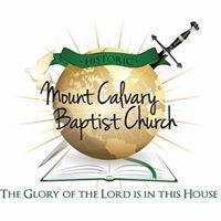 Mt Calvary Baptist Church - Mesa