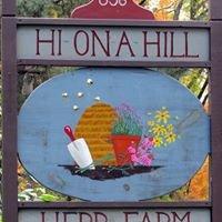 Hi-on-a-Hill Herb Farm & Gardens