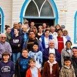Restoration of Wellpinit's Sacred Heart Church