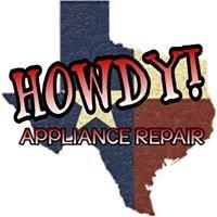 Howdy Appliance Repair, LLC