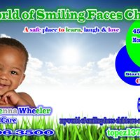 My World of Smiling Faces Childcare