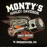 MONTY'S Harley-Davidson