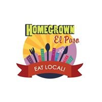 El Paso Homegrown EAT LOCAL