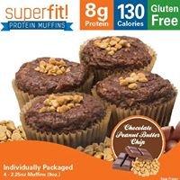 Superfit Protein Muffins