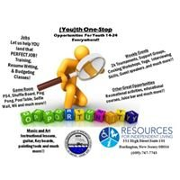 Resources For Independent Living: Burlington City's YOUth One Stop