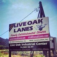 Live Oak Lanes